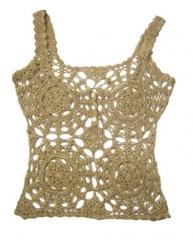 Hand Crocheted Tops