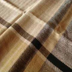 Fabric For Multi-Check Cushion Covers And Throws