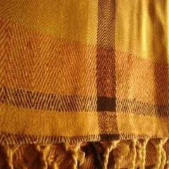 Golden Weave Fabric For Cushion Covers And Throws