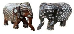 Wooden products - Elephants