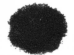 Humic acid coated bentonite granules