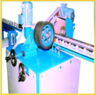 Pipe / Rod Polishing Machine