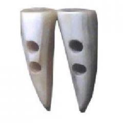 Two Horn Bone Toggle