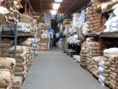 Animal feed and feed supplement