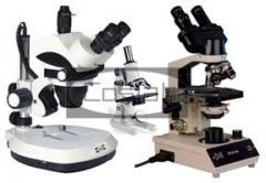 Stereo Zoom Binocular/Trinocular Microscope