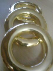 Plastic Eyelet Rings