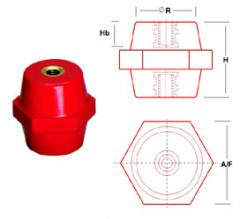 Hexagonal Insulators