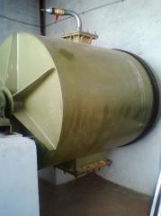 Coir Chemicals Ball Mill