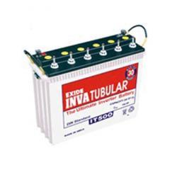 Batteries - Inva tabular