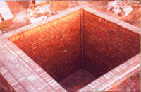 Chemical Resistant Clay Bricks