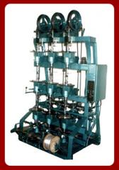 Polyester / Al. Foil Polyester Taping Machine