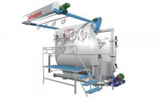 Atmospheric Soft Flow Dyeing Machine (Fabric /
