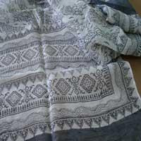 Block Printed Scarves