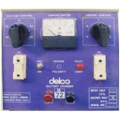 D-72 Battery Charger