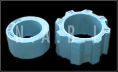 Coal Crusher Rings -plain & Toothed
