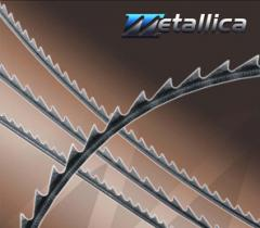 Metallic Card Clothing