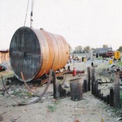 Storage Tank Fabrication