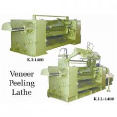 Rotary Peeling Lathe Machine
