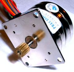 Precision Stepper Motors
