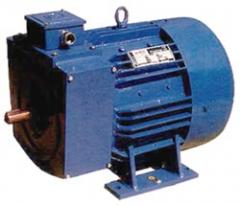 Totally Enclosed DC MOTORS
