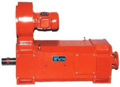 Laminated Yoke D.C. Motors
