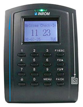 The proximity card access control system