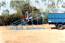 Two - Three Wheeler Unloading Ramp