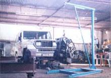 Engine Removal Crane