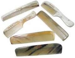 Horn Bone Combs