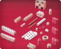 Ceramic Electrical Heater Parts