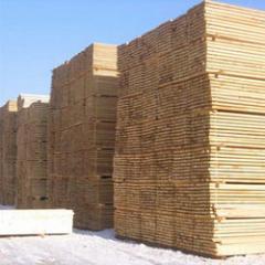 Sawn Pine Wood