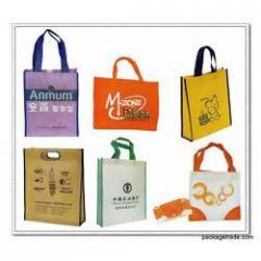 Handle Made Non Woven Bags