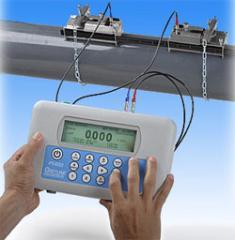 Portable Transit Time Flow Meter