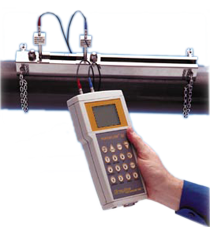 Portaflow Portable Transit Time Flow Meter