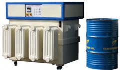 Three Phase Servo Voltage Stabilizers