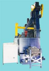Special Purpose Shot Blasting Machines
