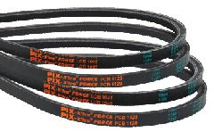 Wrapped Automotive Belts