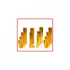 Brass extrusions