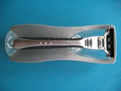 Wear parts for razor blades