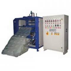 Equipment for filling