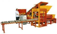 Fully Automatic Fly Ash Machine(Model No-S2))