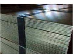 Rental of low-alloy steel