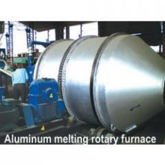Aluminum Melting Furnace (Rotary)