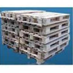 ISPM15 Heat Treated wooden Pallets