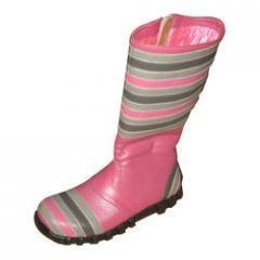 Ladies Knee Boots