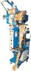 Pneumatic Type Form Fill and Seal Machine Based