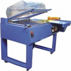 L Sealer With Shrink Packing Machine