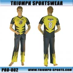 Cricket T20 - Yellow and gray
