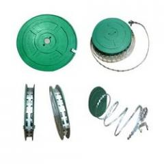Plastic Spools