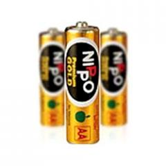 Nippo Dry Cell Batteries